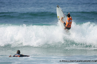 Hodei Collazo - pro surf zarautz