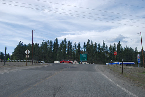 SR 21 @ SR 20 westward