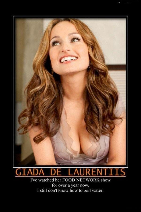 My Love/Hate Relationship With Giada DeLaurentiis | Theycallmejane's