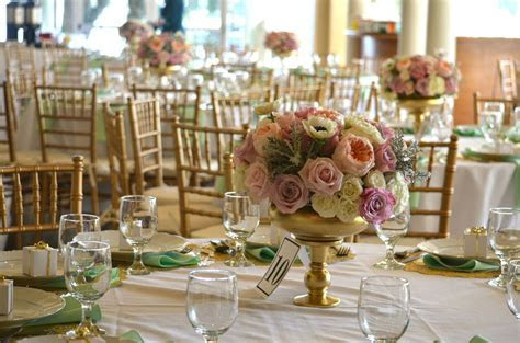 Decor and flowers Club Continental   Simply Elegant