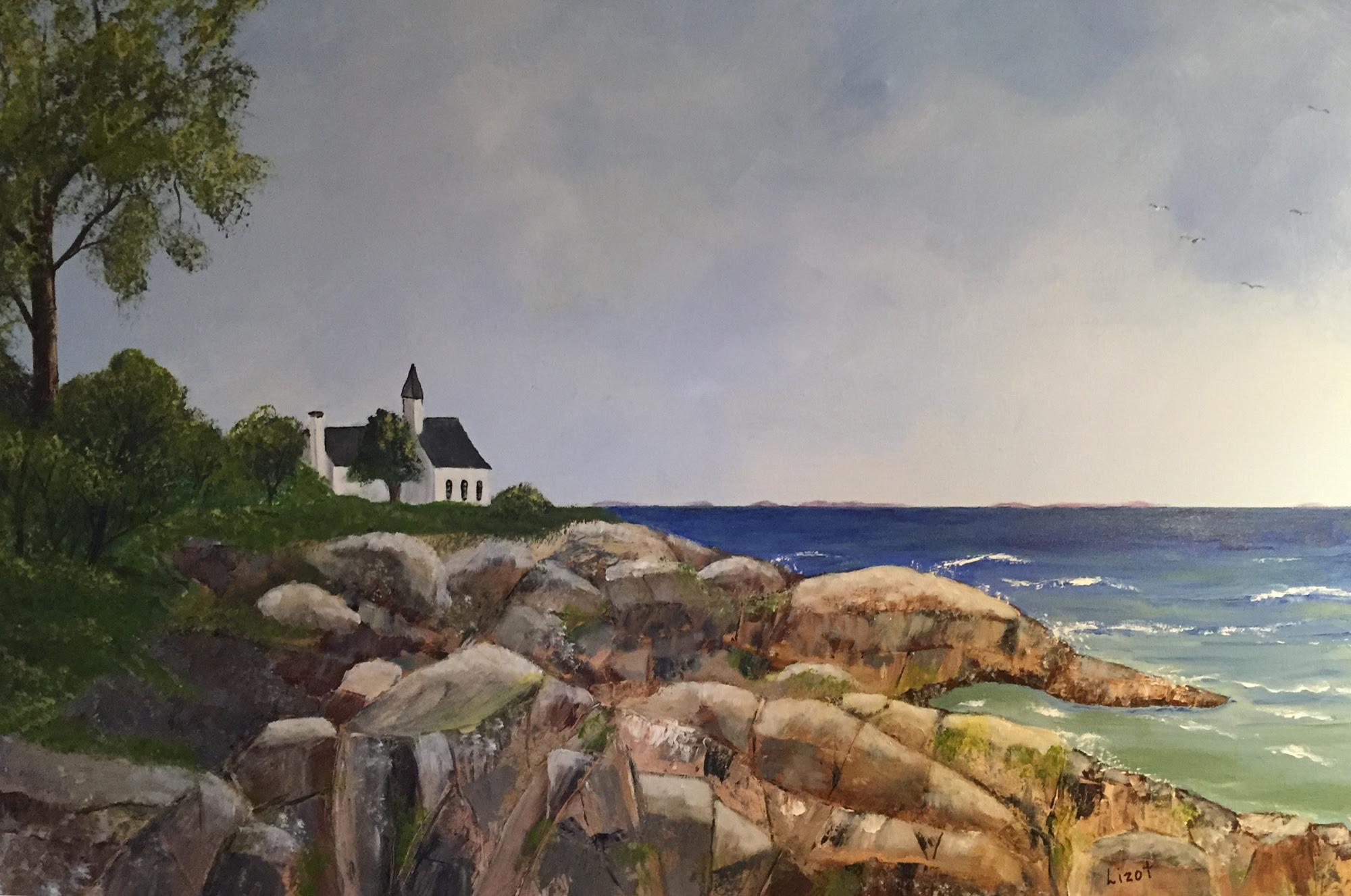 Atelier De Peinture Art Création Artistes Du Québec