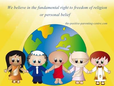 religious values