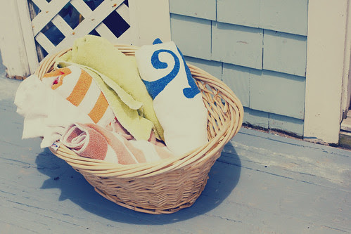 block island towels