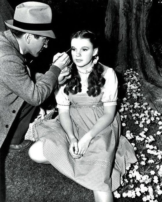 On the Set of Classic Movies