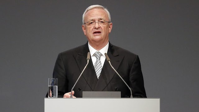 Late Update:Volkswagen chief's swift resignation highlights exploding global scandal