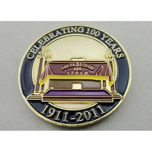 metal zinc alloy, iron, brass laser engraved personalized coins