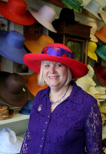 Bridport Hat Festival 2011