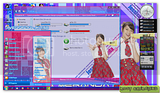 Tema Windows 7 Jessica Veranda JKT48