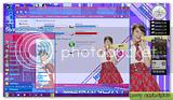 Tema Windows 7 Jessica Veranda JKT48