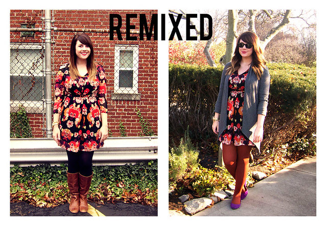 Remixed Dress