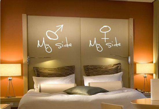 Bedroom Wall Decoration Ideas - Decoholic