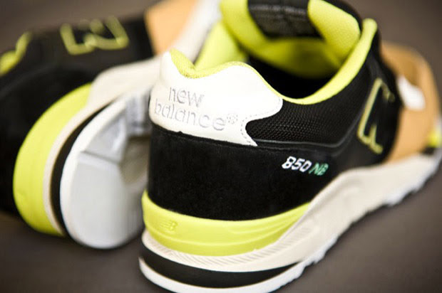 sneaker freaker new balance m850jst closer 3 Sneaker Freaker x New Balance M850JST   A Closer Look