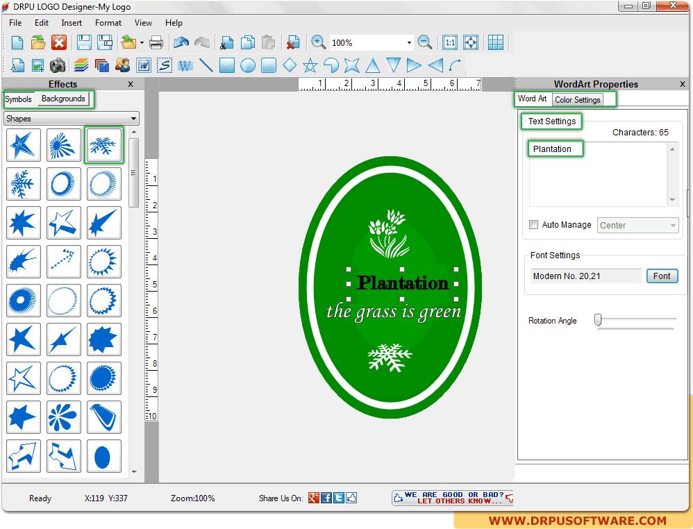 Logo Design Studio Full 4.5.1.0 Logo Tasarlama | Full ...