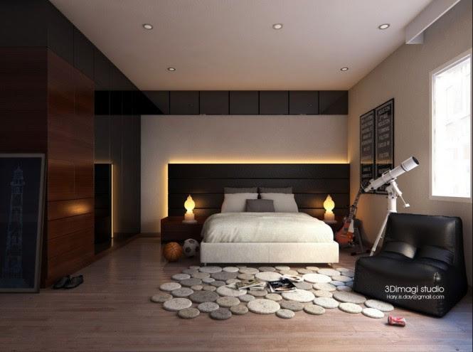 Unique Bedroom Designs - Bedroom Designs - Al Habib Panel ...