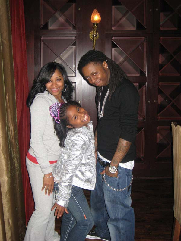 Exclusive!, family, Lil' Wayne | Leave
