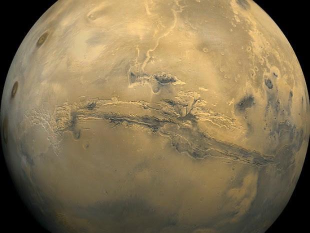 Marte1 (Foto: Nasa)