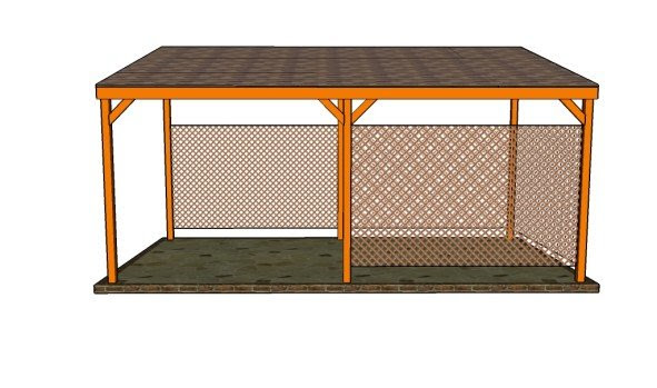 How to build a lean to carport   HowToSpecialist - How to ...