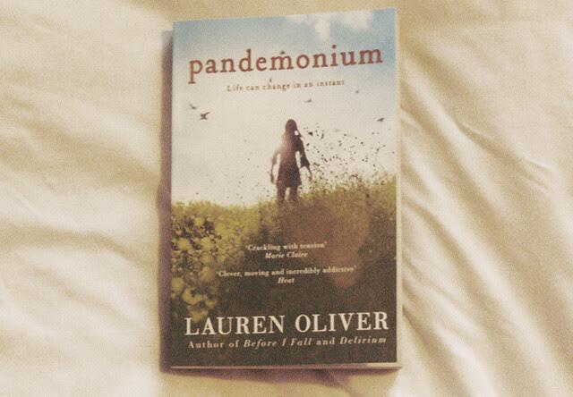 Pandemonium cover
