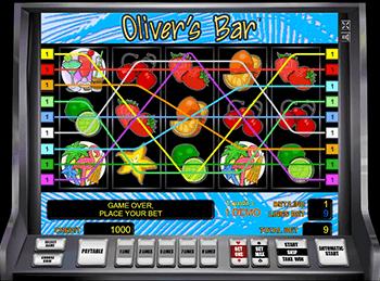 Игровой автомат olivers bar бар оливера футбол онлайн