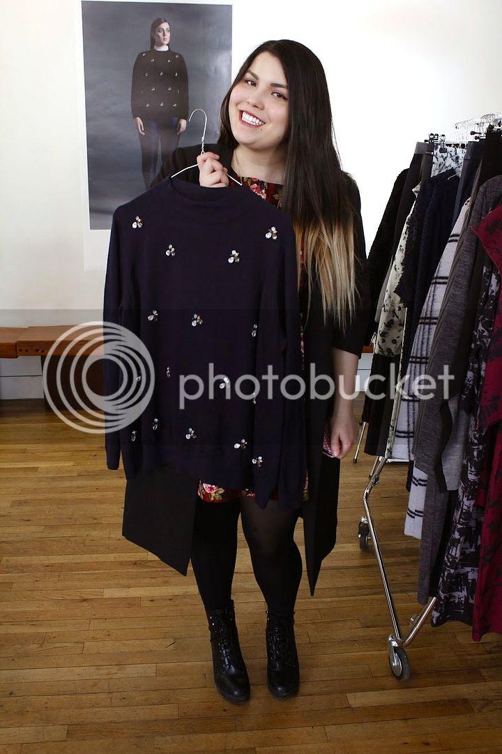 Carmakoma FW15, Carmakoma FallWinter 2015, New York City, Plus Size Fashion, Canadian blogger in nyc, fatshion, fat fashion, plus size blogger, carmakoma, danish, the copenhagen nyc
