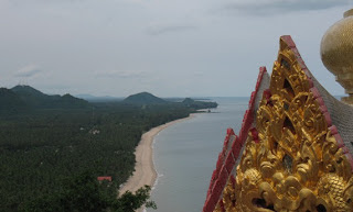 View from Wat Tang Sai