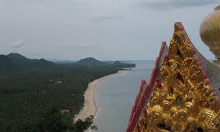 View from Wat Tang Sai