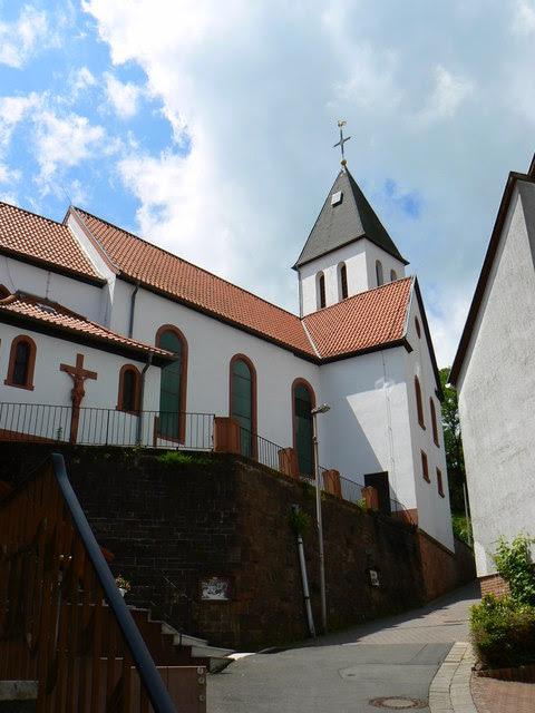 Katholischen Kirche Otzberg Hering Catholic Church