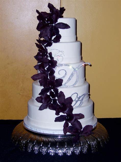 Eggplant Flower   CakeCentral.com
