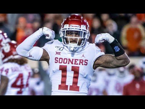 Oklahoma at Oklahoma State 2019 Highlights
