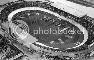 Estadio olímpico de Ámsterdam 1928