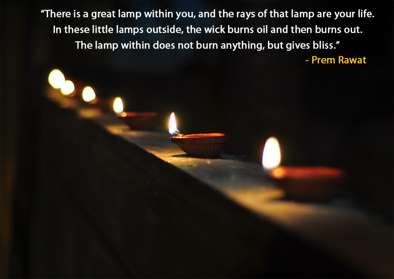 There Is A Great Lamp Within You And The Prem Rawat