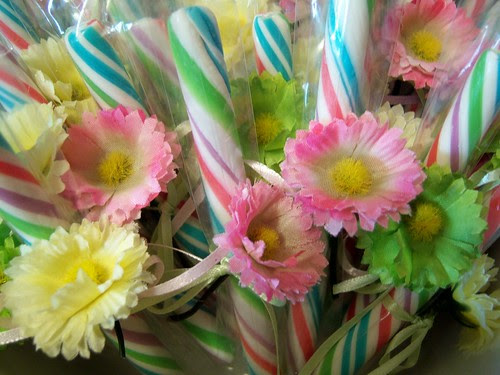 candy stick favors