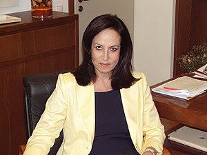 Από τη συνέντευξη με την κα Άννα Διαμαντοπούλου