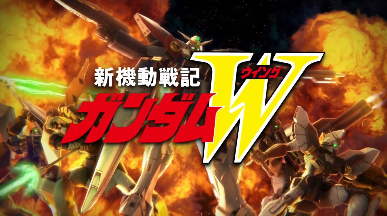 Gundam Wings November release detailed, G Gundam releasing in 2018 screenshot