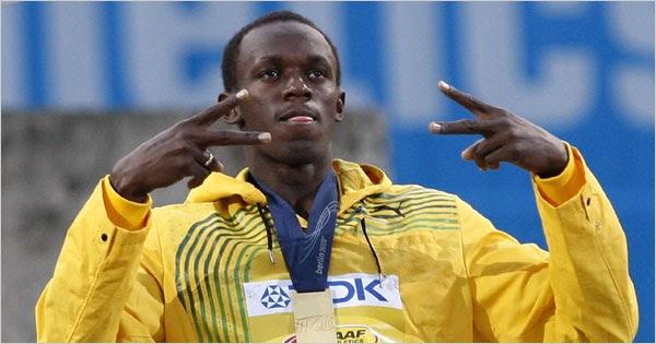 Meet Usain Bolt Private Room