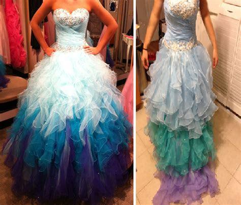 expectativa  realidad  vestidos de novia