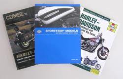 1990 1994 Harley Davidson Repair Owner Part Manuals