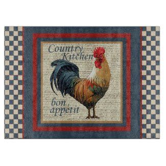 Country Kitchen-Rooster