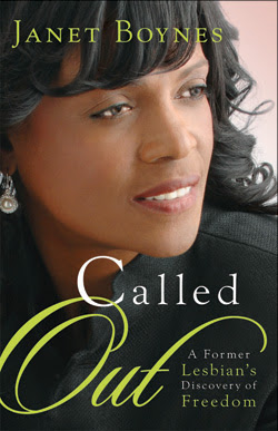 "Janet Boynes' book ""Called Out."""