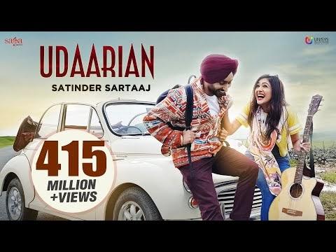 Udaarian Satinder sartaaj kisi aesia nigaha manu takya..latest panjabi song.