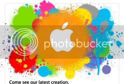 January 27, 2010 Apple event invitation