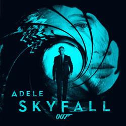 Adele Skyfall 2012