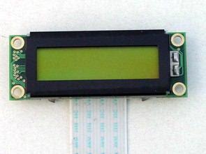 Đầu vào nhân vật LCD PIC 16F877 2X16 với bàn phím