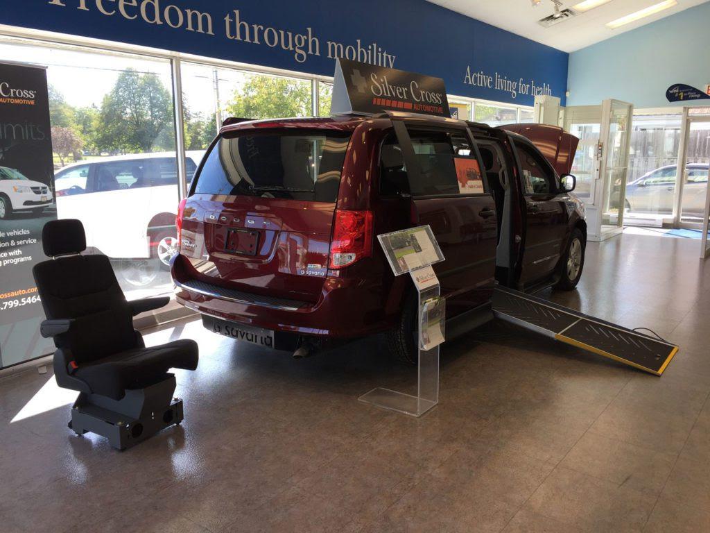 Wheelchair Vans London Ontario Silver Cross Automotive