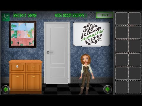 Amgel Kids Room Escape 2 Walkthrough