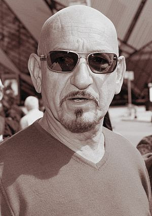 Ben Kingsley at the 2008 Toronto International...