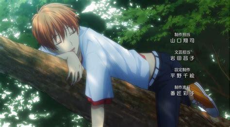 yuri stargirl contemplating   fruits basket anime