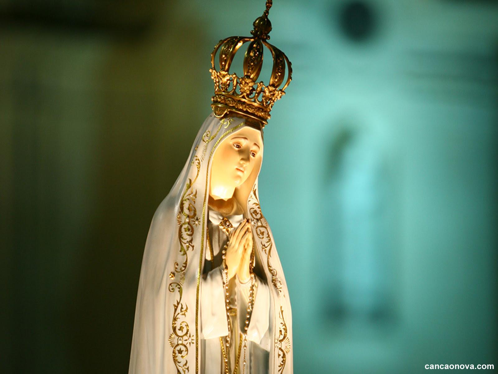 Oração Maria passa na frente - 1600x1200
