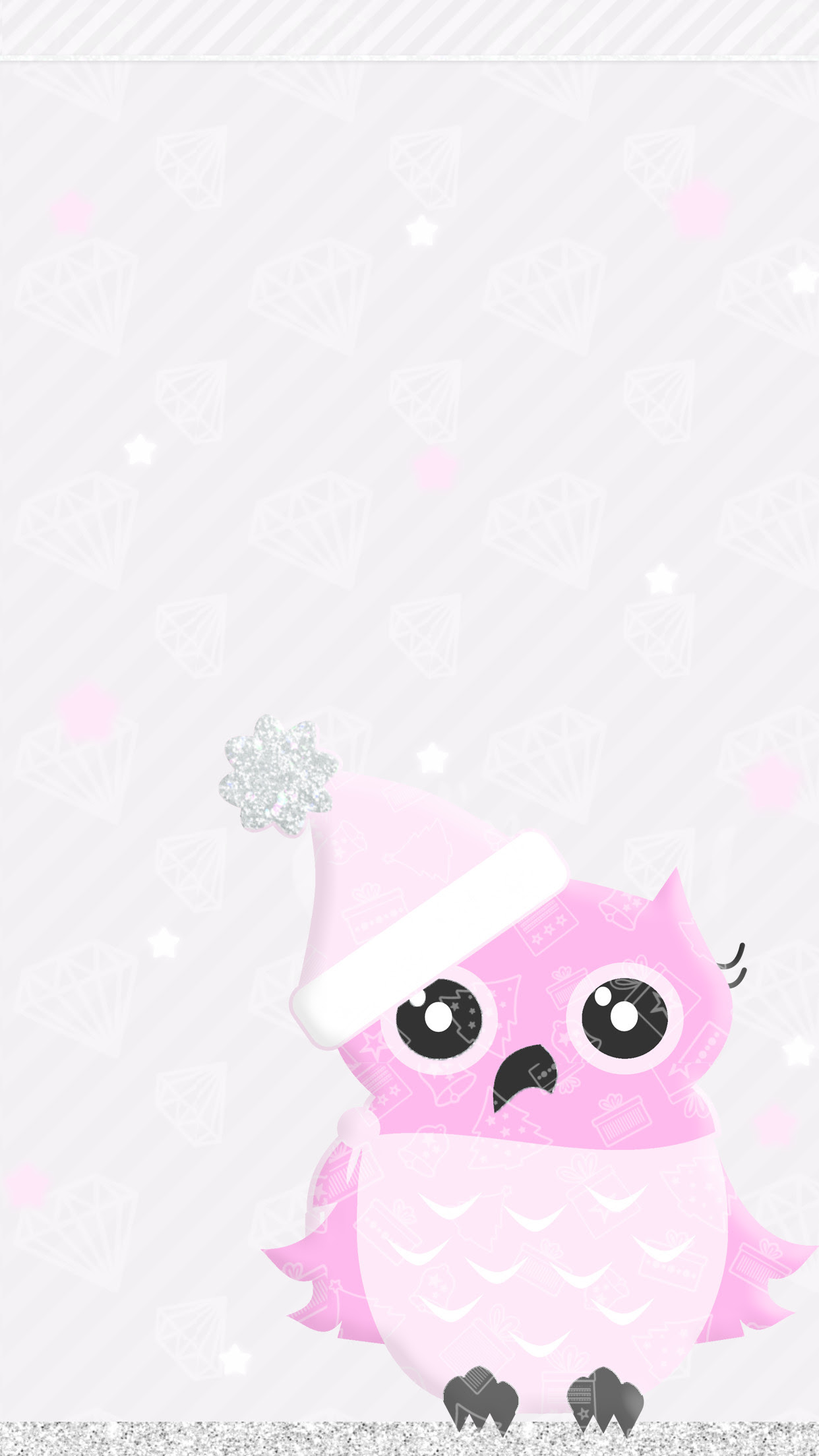 Pc Wallpaper Christmas Owl 67 Images