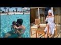 Աննա Դովլաթյան, Դավիթ Աղաջանյան զույգը ցույց է տվել իրենց շքեղ հանգիստը Եգիպտոսում